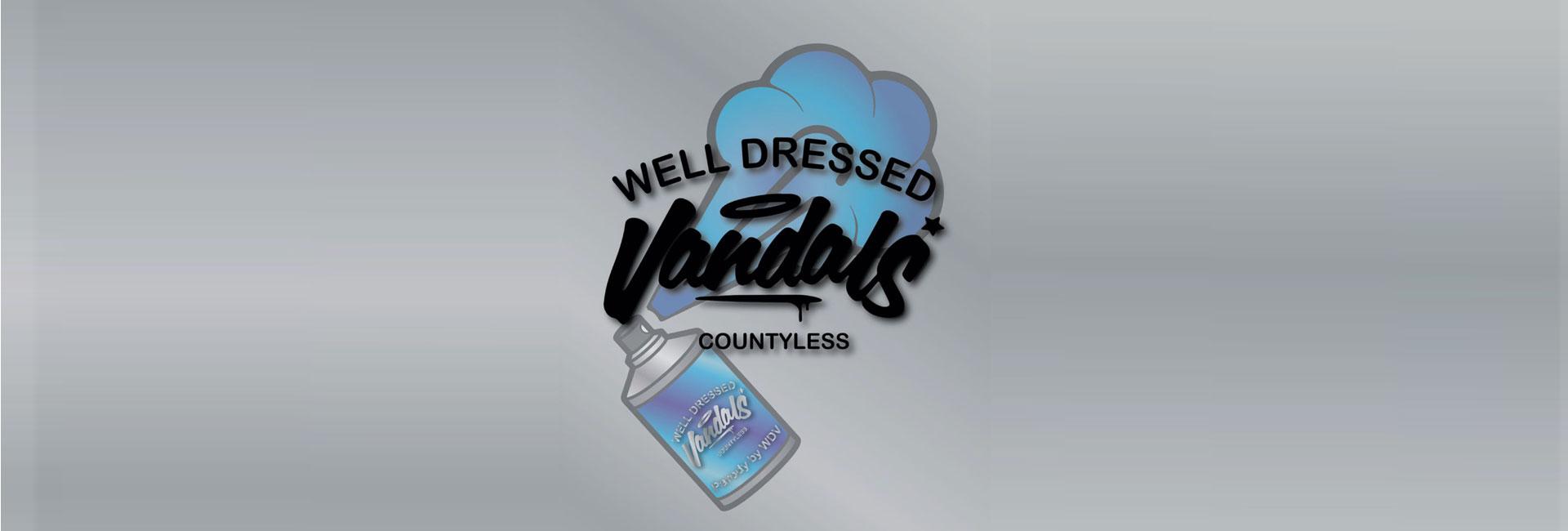 Copertina di Well Dressed Vandals