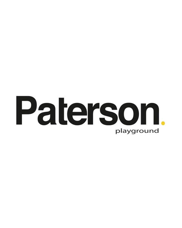 Logo Paterson Playground