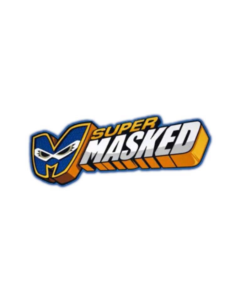 Logo Super Masked