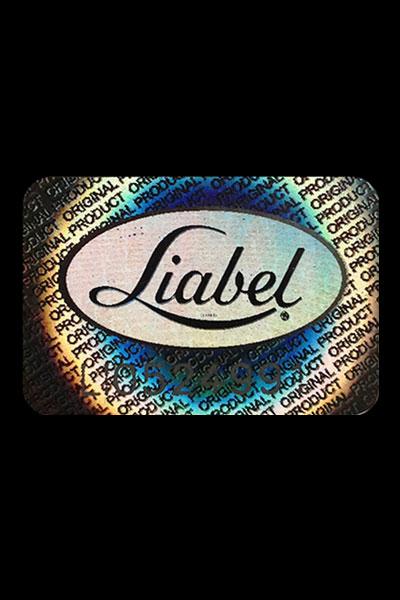 Ologramma anticontraffazione Liabel