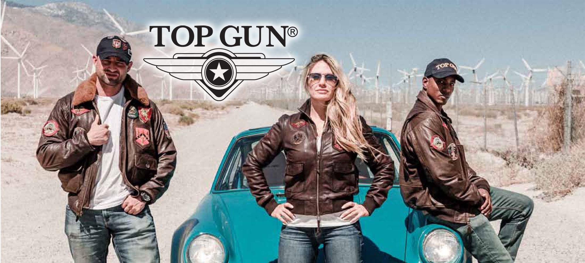 Copertina di Top Gun