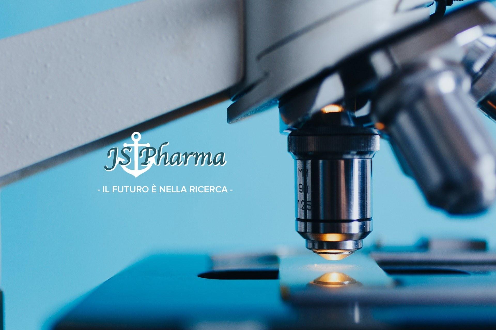 Copertina di JS Pharma
