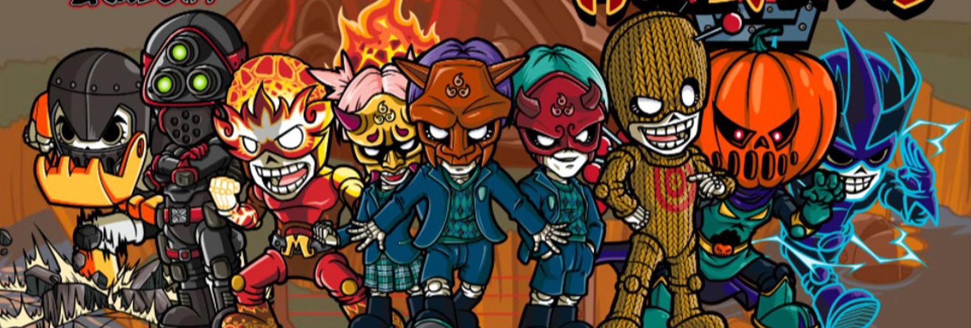 Copertina di Super Masked
