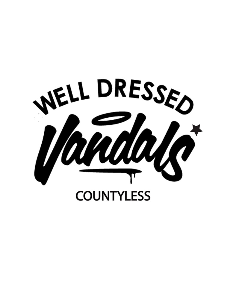 Logo Well Dressed Vandals