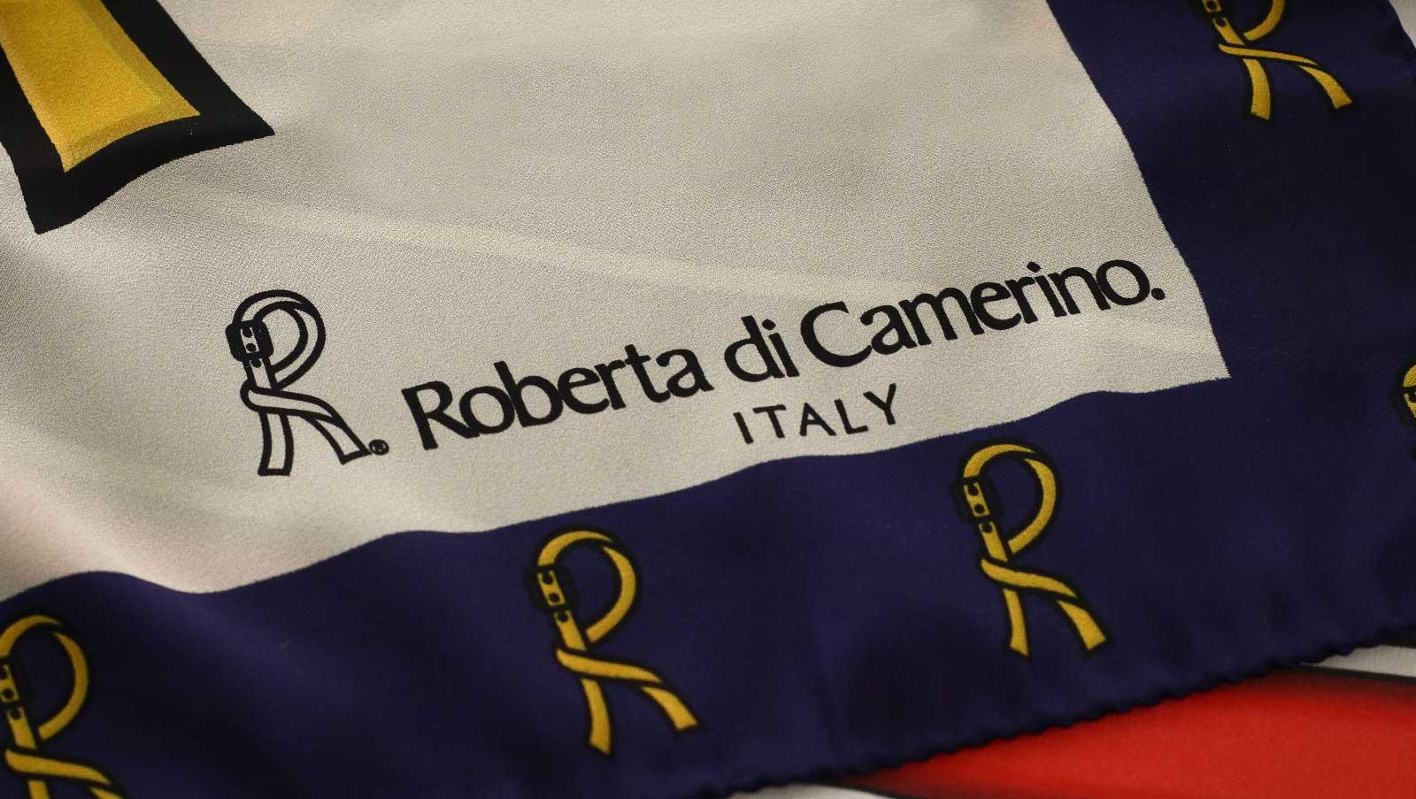 Copertina di Roberta di Camerino