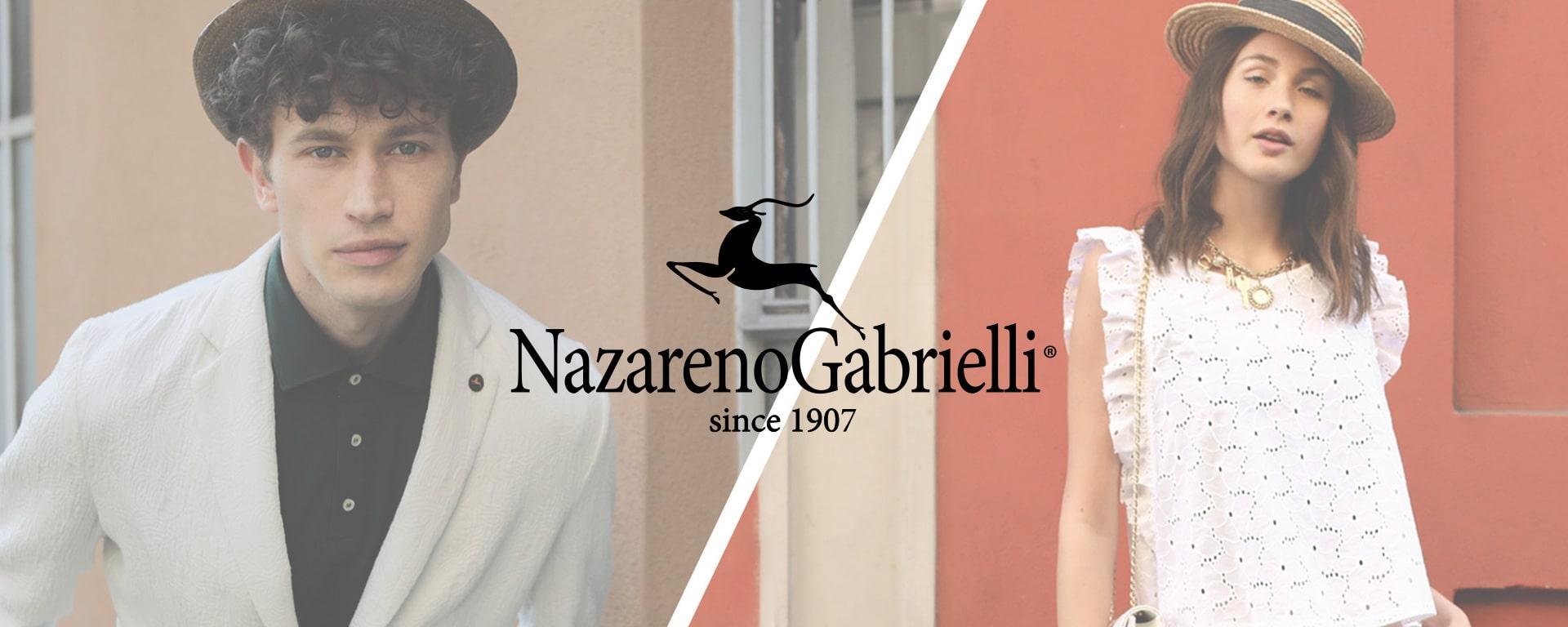 Copertina di Nazareno Gabrielli