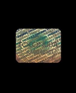 Ologramma anticontraffazione Coconuda