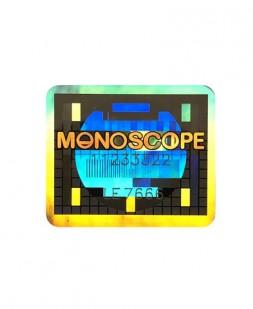 Ologramma anticontraffazione Monoscope