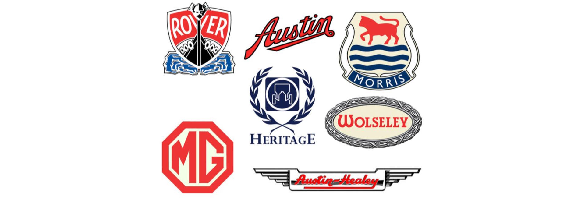 Copertina di British Motors Heritage