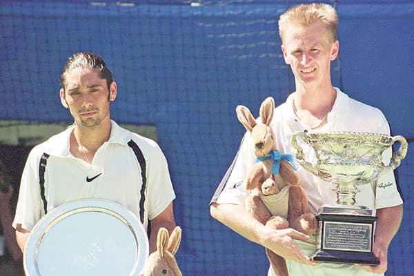 Abbigliamento Australian nel tennis