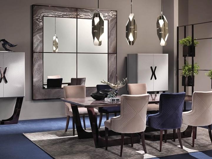 Arredo home collection per Egon Von Furstenberg
