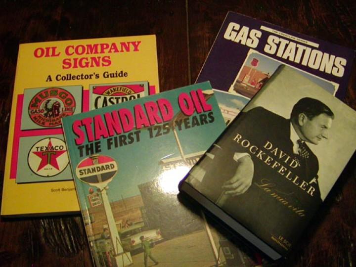 Foto storiche di Standard Oil